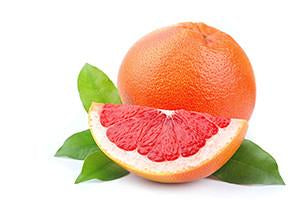 Pink Grapefruit, Citrus x paradisi, Essential Oil