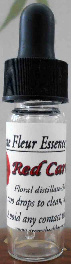 Red Carnation Flower Essence