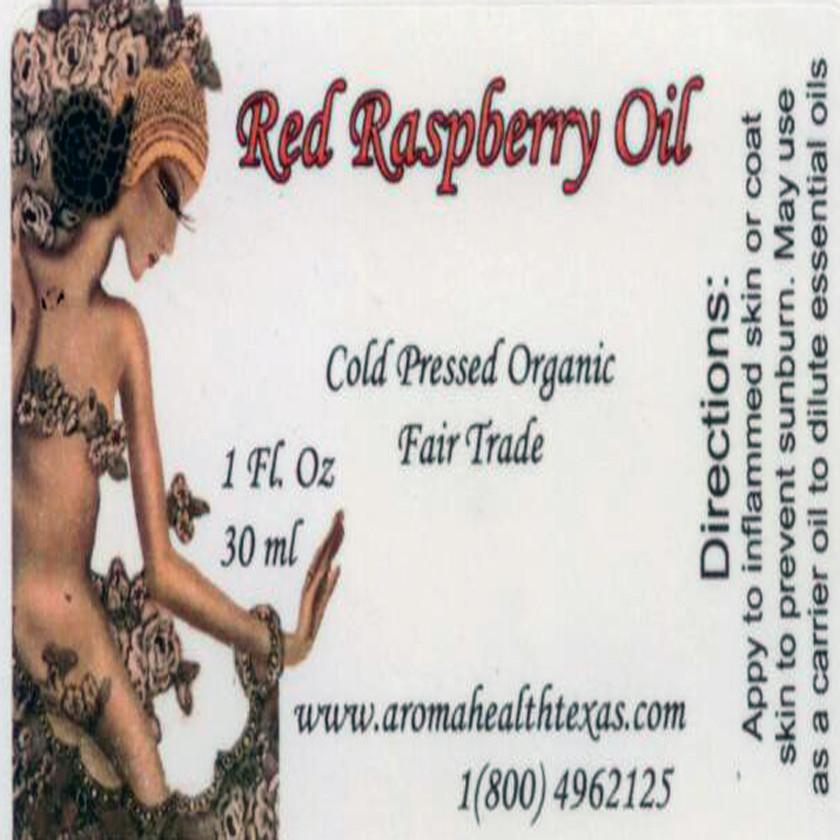 Red Raspberry Carrier Oil