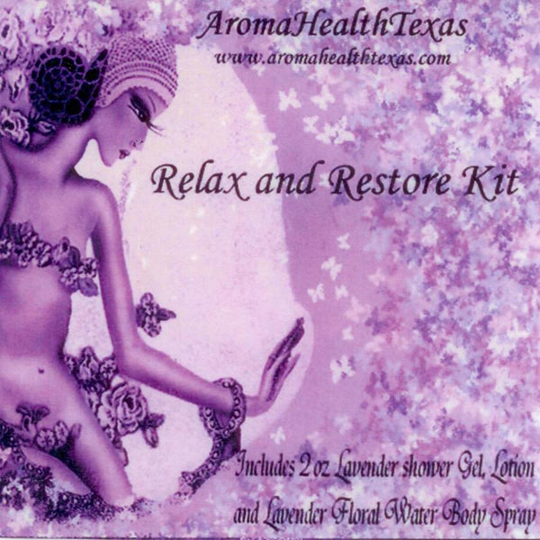 Rest & Relaxation Kit