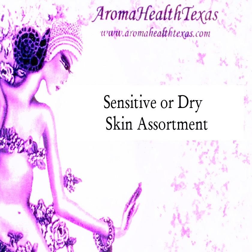 Sensitive or Dry Skin Assortment