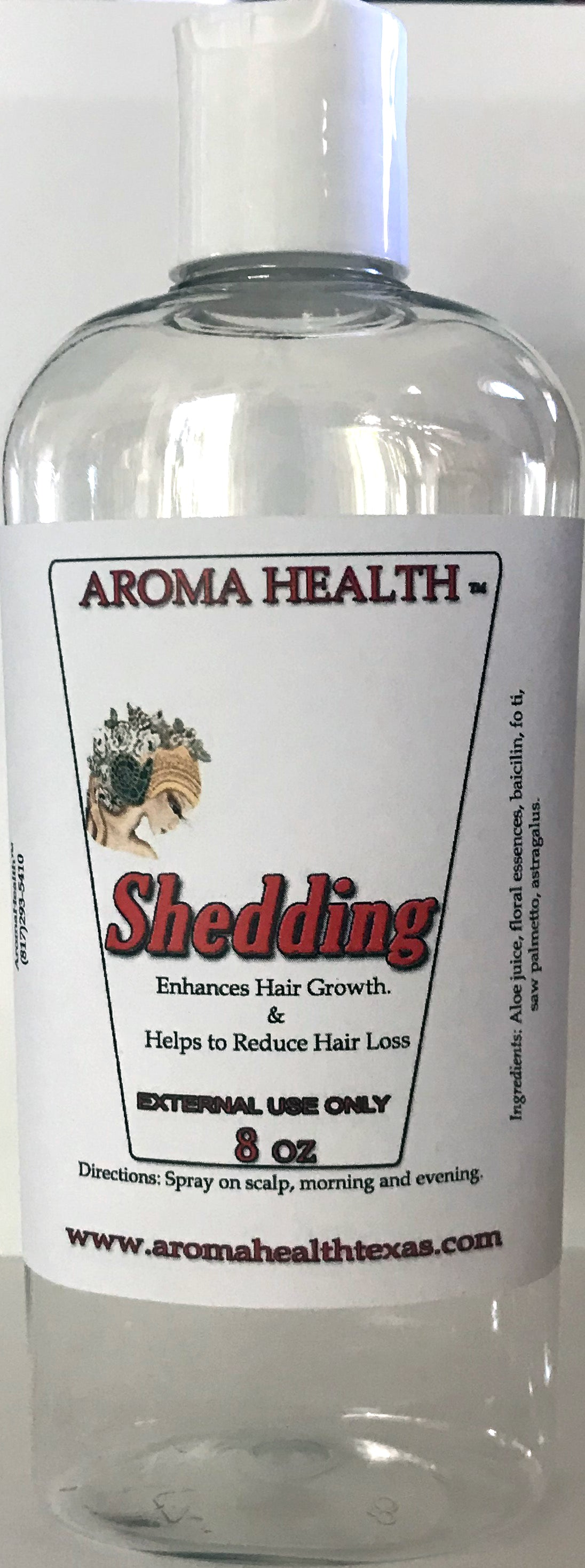 Shedding Leave in Hair Treatment