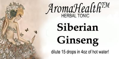 Siberian Ginseng Herbal Longevity Tonic
