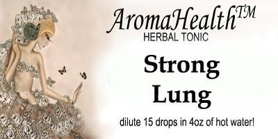 Strong Lung Herbal Longevity Tonic