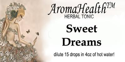 Sweet Dreams Herbal Longevity Tonic