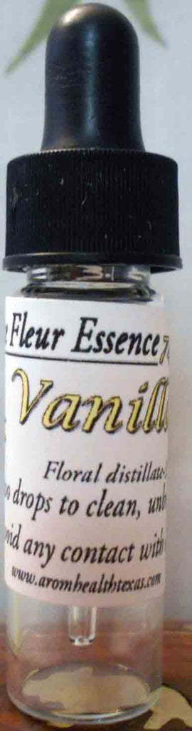 Vanilla Flower Essence
