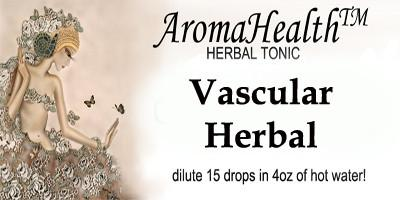 Vascular Herbal Longevity Tonic