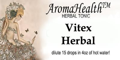 Vitex, Agnus castus, Herbal Longevety Tonic