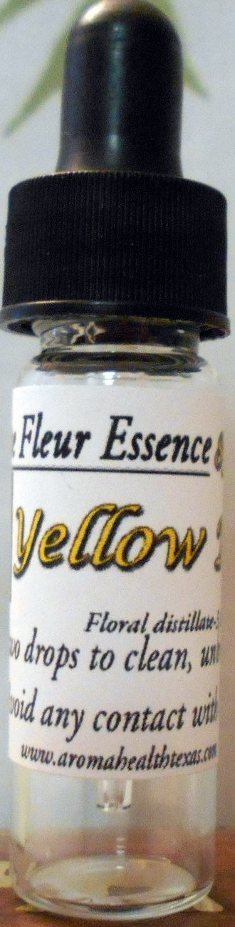 Yellow Rose (Rosa chinensis floribundas) Flower Essence