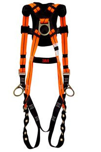 3M™ Ameba Upper Mid-Range Harness with Back Pad and Webbing