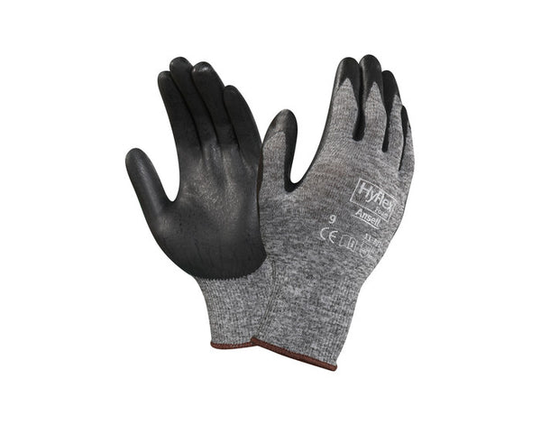 Ansell 8 HyFlex Foam Nitrile Nylon Work Gloves