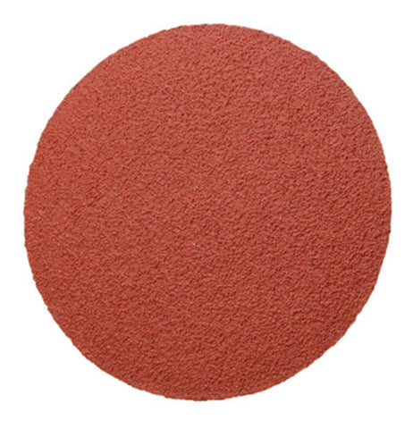 "3M 2"" X No Hole 36 Grit 983C Roloc Cubitron Very Coarse Grade Closed Coat Resin Bond Fiber Disc"