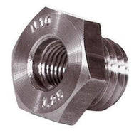 "Radnor® 5/8"" - 11 To M-10 X 1.25"" Threaded Arbor Adapter"