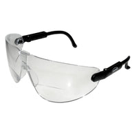 3M Lexa 1.5 Diopter Black Frame Safety Glasses With Clear Anti-Fog