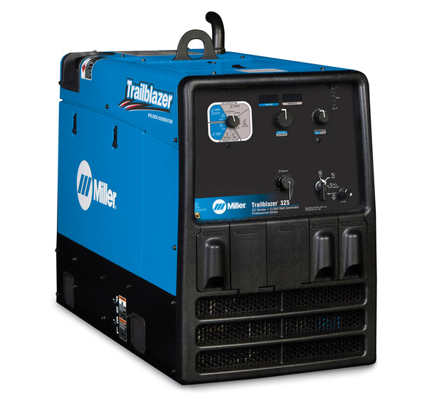 Miller Trailblazer 325 Kohler Gasoline Engine Driven Welder