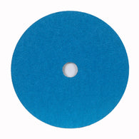 "Norton® 4 1/2 "" X 7/8 "" 50 Grit BlueFire Zirconia Alumina Fiber Disc   -Price is per 25 Each"