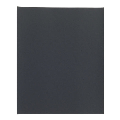 "Norton 11"" X 9"" 2000 Grit Black Ice Silicon Carbide Paper Sheet"