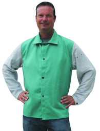 Tillman Medium Green Cotton FR-7A Westex Jacket