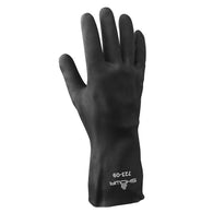 SHOWA 10 Black Neoprene Chemical Resistant Gloves