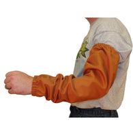 Stanco Safety Products One Size Fits Most Brown Cotton Sleeves