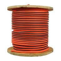 Direct Wire & Cable #1 Orange Ultra-Flex Welding Cable 250' Reel   -Price is per 1 Foot