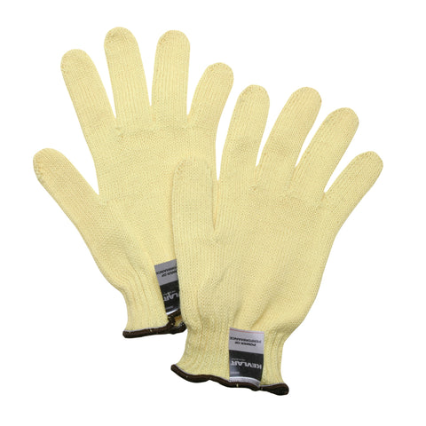 Honeywell One Size Fits Most Perfect Fit 7 Gauge DuPont Kevlar® Brand Fiber Cut Resistant Gloves With PVC Dot Coated On Both Sides