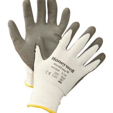 Honeywell X-Large WorkEasy HPPE Cut Resistant Gloves With Polyurethane Coating