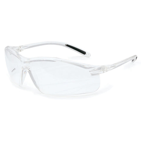 Honeywell Uvex A700 Clear Safety Glasses