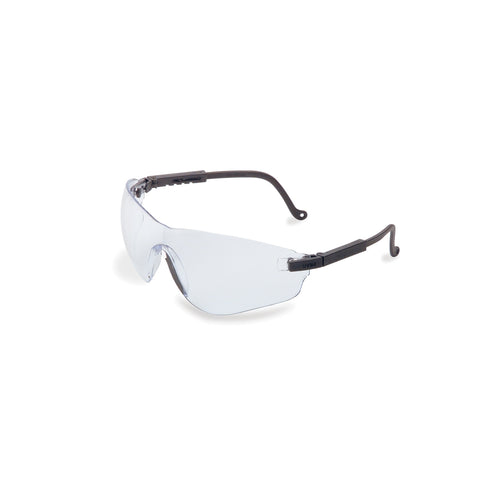 Honeywell Uvex Falcon Black Safety Glasses