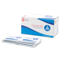 "Honeywell 1"" X 2 1/2"" Dynarex® Alcohol Prep Pad -Price is per 1 Box"
