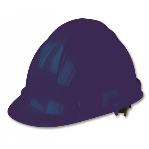 Honeywell Royal Blue North® Peak A79 HDPE Cap Style Hard Hat With Rachet/4 Point Ratchet Suspension   -Price is per 20 Each