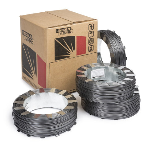 "1/16"" E71T-8-H8 Innershield® NR®-233 Self Shielded Flux Core Carbon Steel Tubular Welding Wire 12 1/2 lb Spool"