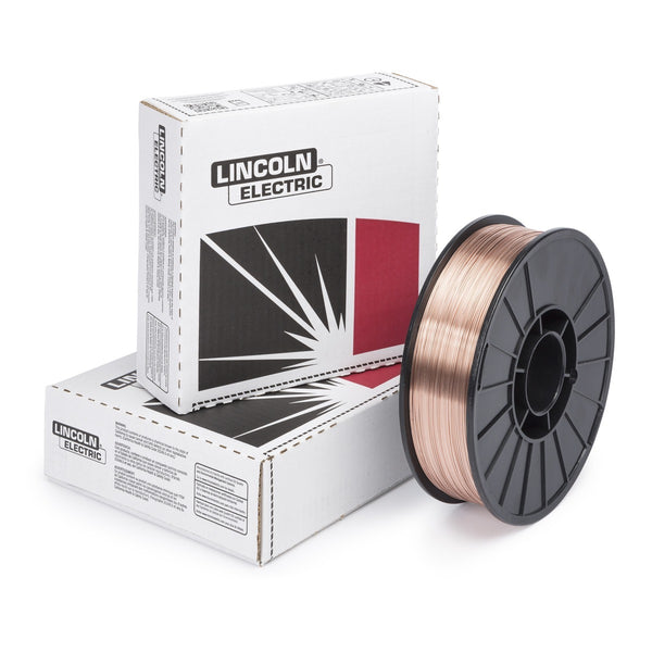".035"" ER70S-6 Super Arc® Orbital TIG L-56®N Carbon Steel MIG Wire"