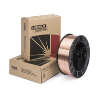 "Lincoln Electric .035"" ER70S-6 SuperArc® L-59® Carbon Steel MIG Wire 33 lb Plastic Spool"