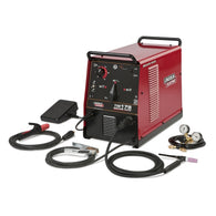 Lincoln Electric® Square Wave TIG 175 TIG Welder  208/230 Volt With Foot Amptrol® With 15' Cable  Series 17 TIG Torch With 12 1/2' Cable  10' Work Cable With Clamp-Price is per 1 Each