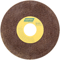 "Norton® 7"" X .060"" X 1 1/4"" OBNA2 Medium Grit Aluminum Oxide Portable Reinforced Type 01/41 Toolroom Cut Off Wheel"