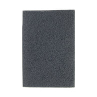 "Norton® 6"" X 9"" Silicon Carbide Bear-Tex® Series 851 Gray Hand Pad   -Price is per 40 Each"