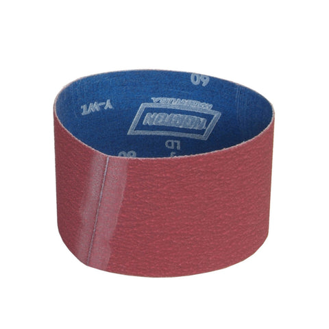 "Norton® Plyweld® SG® R981 3 1/2"" X 15 1/2"" 120 Grit Ceramic Alumina Portable Cloth In-Line Belt"
