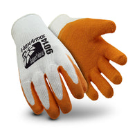 HexArmor X-Large SharpsMaster II SuperFabric/Cotton Cut Resistant Gloves With Wrinkle Rubber Coating