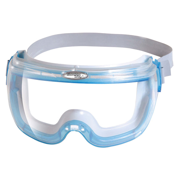 Kimberly-Clark Professional* KleenGuard Revolution Splash OTG Goggles With Clear Lens