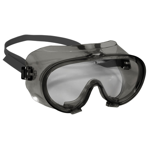 Kimberly-Clark Professional* KleenGuard Monogoggle* 211 Indirect Vent Splash Goggles With Smoke And Clear Anti-Fog Lens -Price is per 36 Each