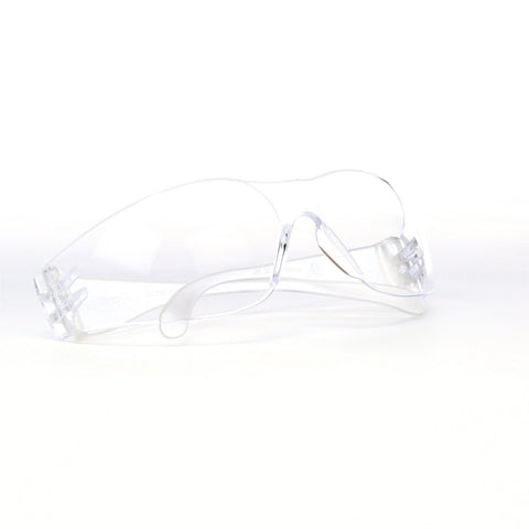 3M Virtua Protective Eyewear 11326-00000-20 Clear Temples Clear Hard Coat Lens -Price is per 1 Each
