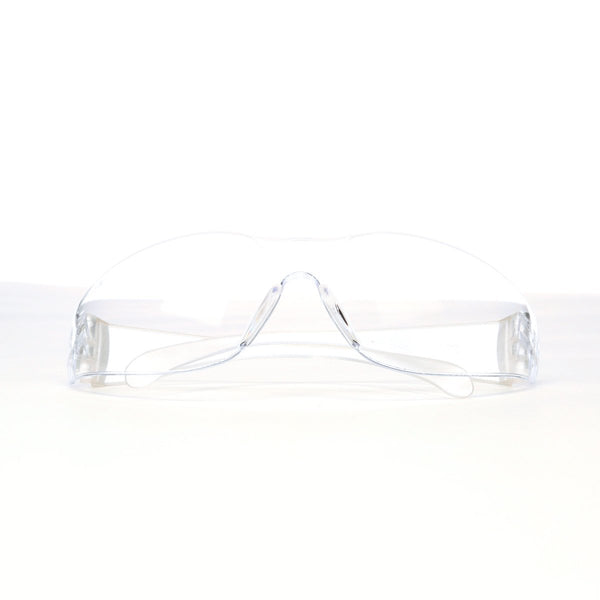 3M Virtua Protective Eyewear 11329-00000-20 Clear Anti-Fog Lens  Clear Temple -Price is per 1 Each