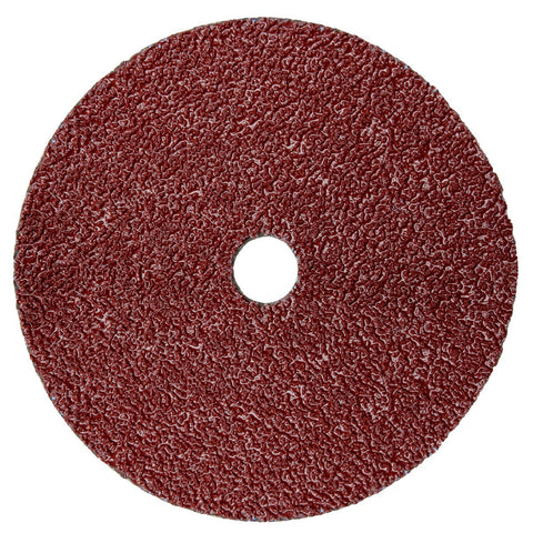 "3M 5"" X 7/8"" 60 Grit Cubitron II 982C Precision Shaped Ceramic Medium Grade Closed Coat Resin Bond Fiber Disc   -Price is per 1 Each"