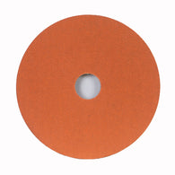 "Norton® 4 1/2"" X 7/8"" 80Y Grit Blaze® F980 Ceramic Alumina Fiber Flap Disc With Self Lubricating"