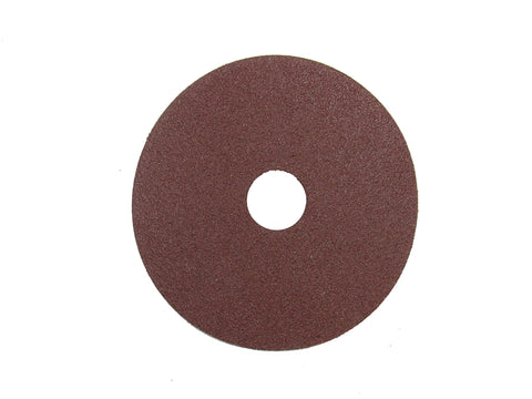 "FlexOVit® 5"" X 7/8"" 16 Grit HIGH PERFORMANCE Aluminum Oxide Resin Fiber Disc"
