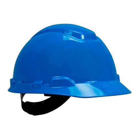 3M Hard Hat H-703P  Blue 4-Point Pinlock Suspension-Price is per 20 Each
