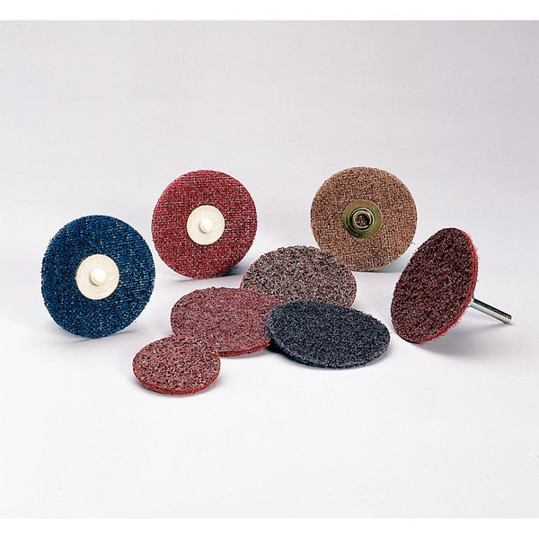 Standard Abrasives Quick Change Surface Conditioning GP Disc 840338  A/O Medium  TSM-Price is per 50 Each