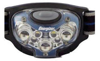 Energizer® Blue And Black Eveready® Pro Head Light With 7-LED