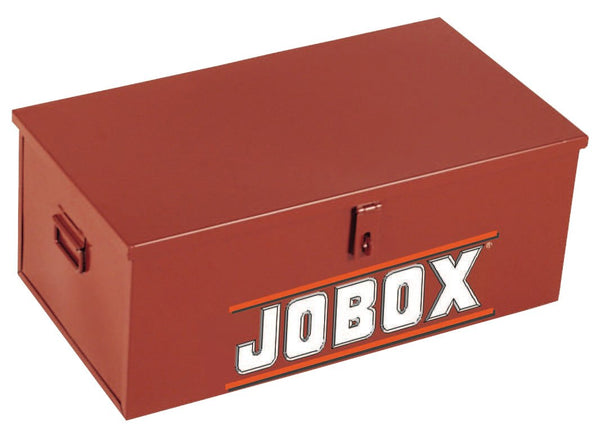 "JOBOX 650990D 30"" Steel Welders Box with Cut Out"